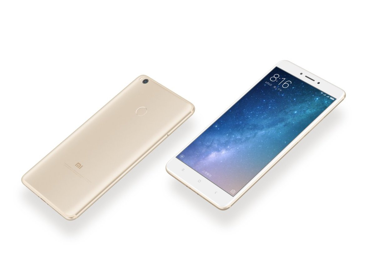 Xiaomi's second bezel-less Mi Max smartphone claims a two-day battery  #5G #IoT #mobile