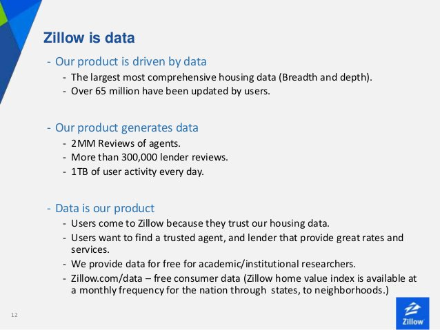 Check out the #DataScience at @Zillow:  #BigData #MachineLearning