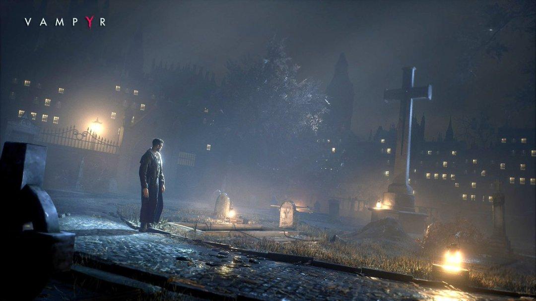 E3 2017: Vampyr Trailer & Release Date Revealed 4