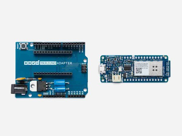 NEW BUNDLE! Bring your Uno projects into the Internet of Things with the MKR2UNO Adapter: