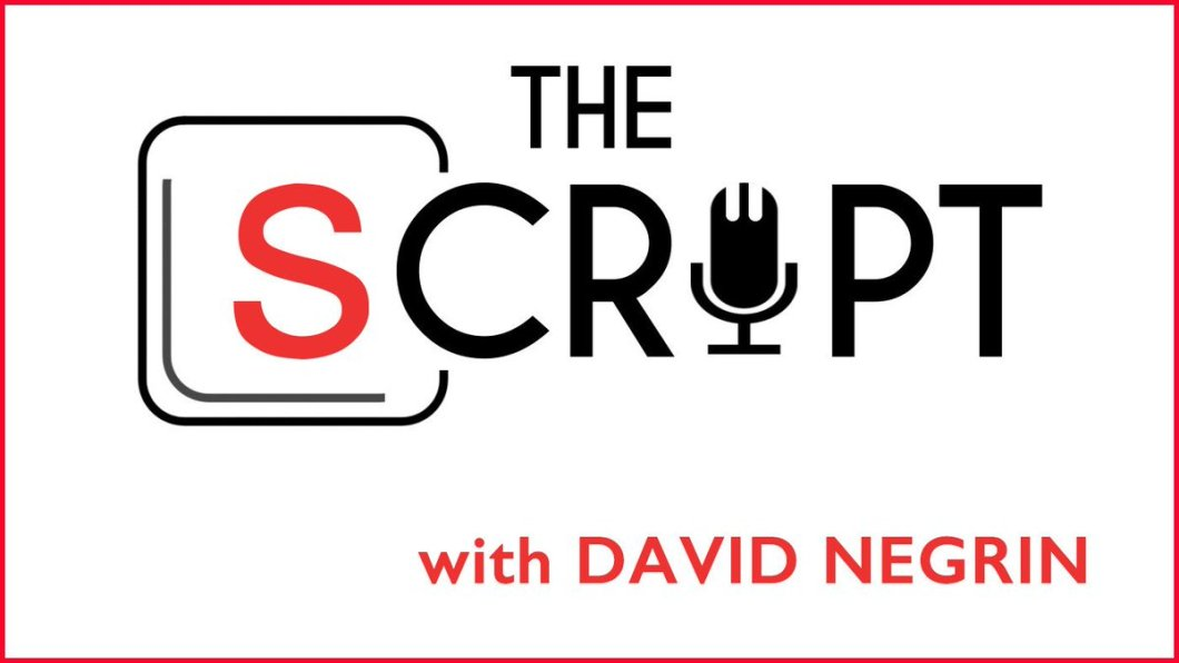 DB2TK1KXkAMxBGS - Subscribe to THE SCRIPT Podcast! The deepest story analysis anywhere.  #scriptch...