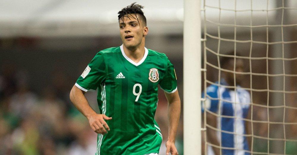 Gol de México: Raúl Jiménez