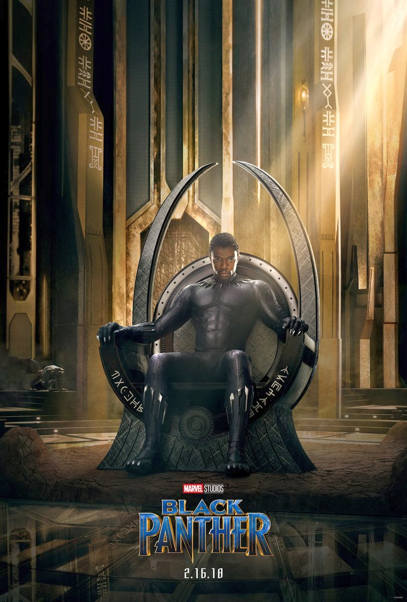 Black Panther Poster Unveiled