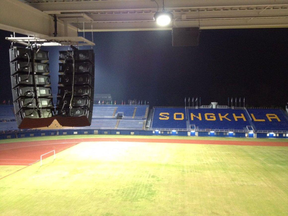 Kết quả hình ảnh cho Songkhla stadium