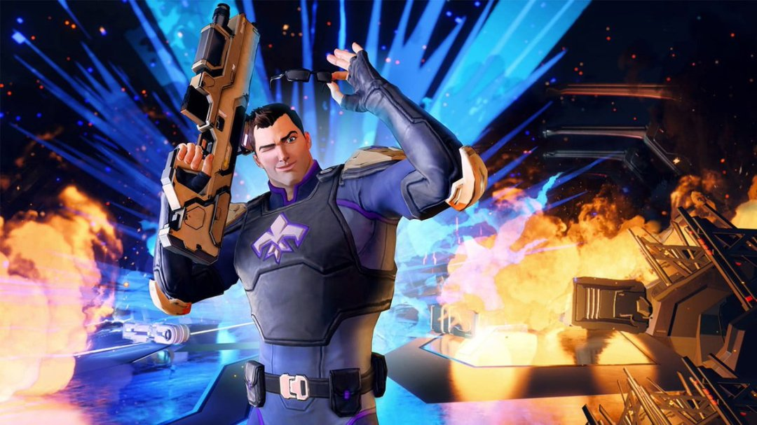 Agents of Mayhem 'Ride for Mayhem' Trailer