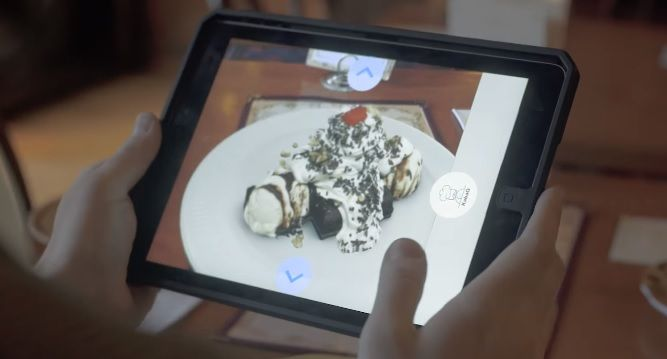 #AR Menus Are Changing The Way We Order Food - VRScout