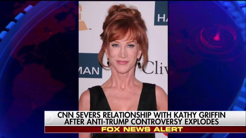 CNN 'terminates' @kathygriffin's hosting duties on New Year's Eve program
