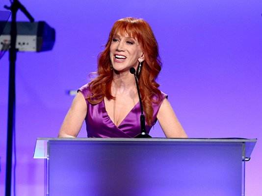 #CNN gives Kathy Griffin the boot following photo meant to resemble beheaded President Trump
