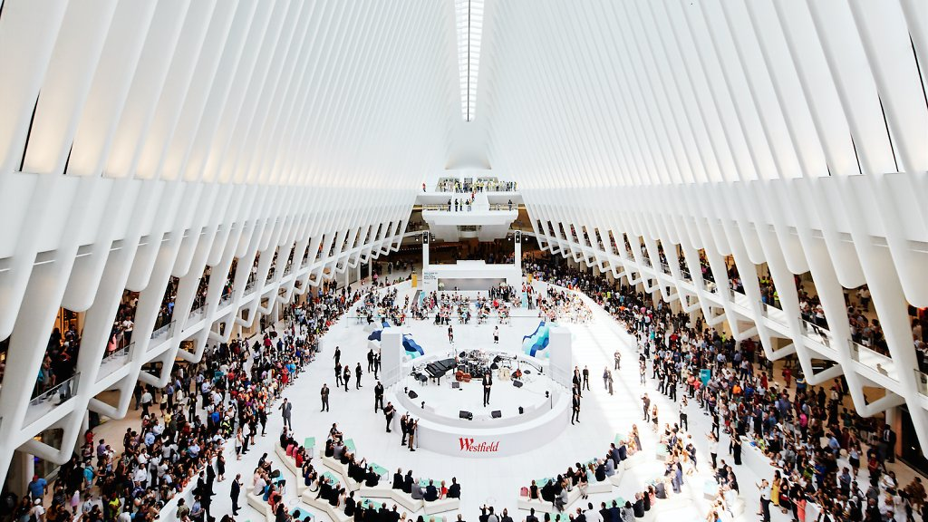 The Oculus at WTC is hosting free film screenings all summer long:
