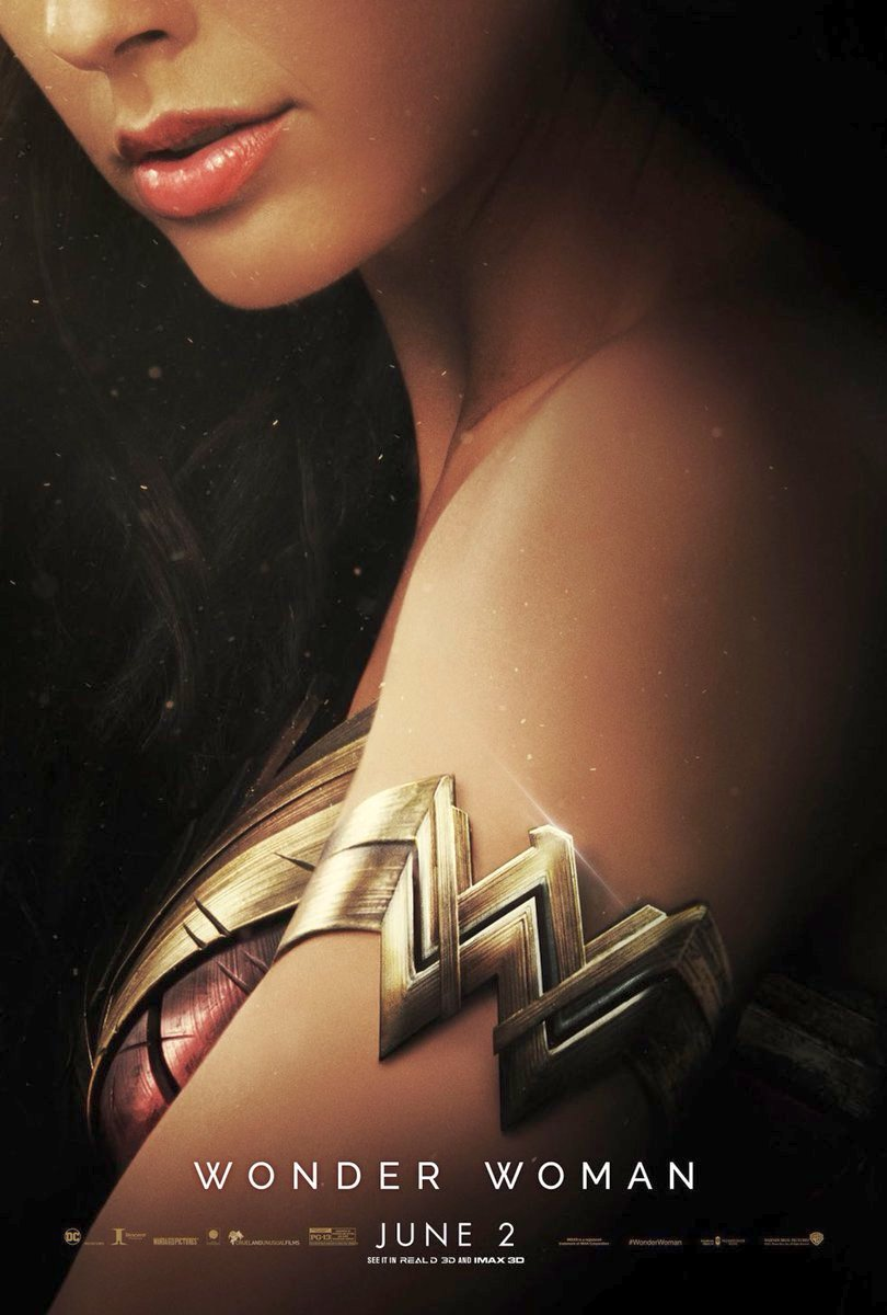Final Wonder Woman Poster Has Arrived