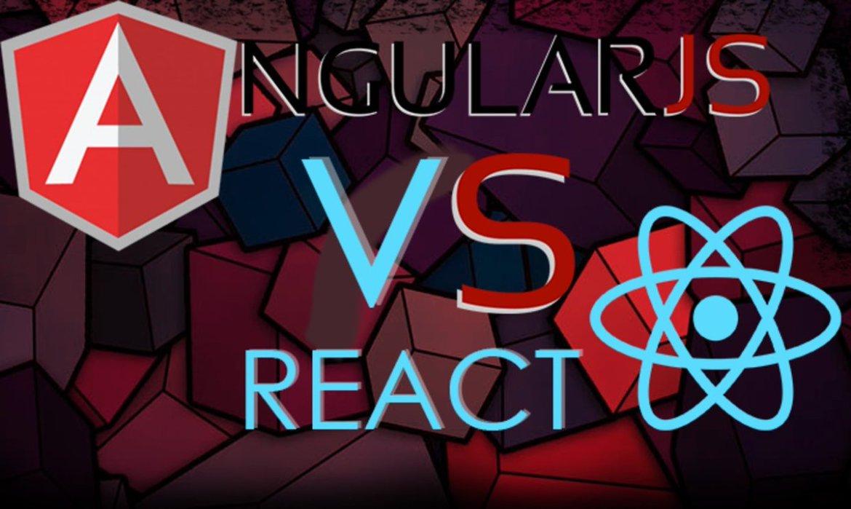 Good comparison of #angularjs vs. #reactjs   #ibmioss #nodejs #javascript
