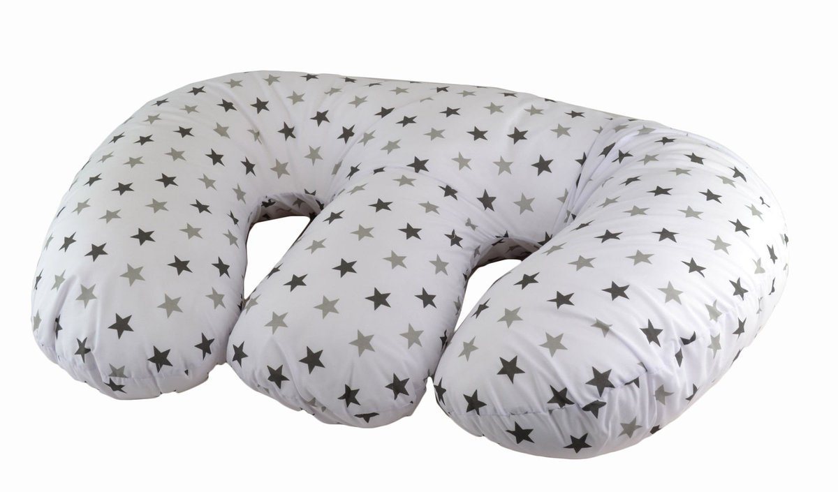 Liz And Roo Fine Baby Bedding Gray Elephant Sham Insert