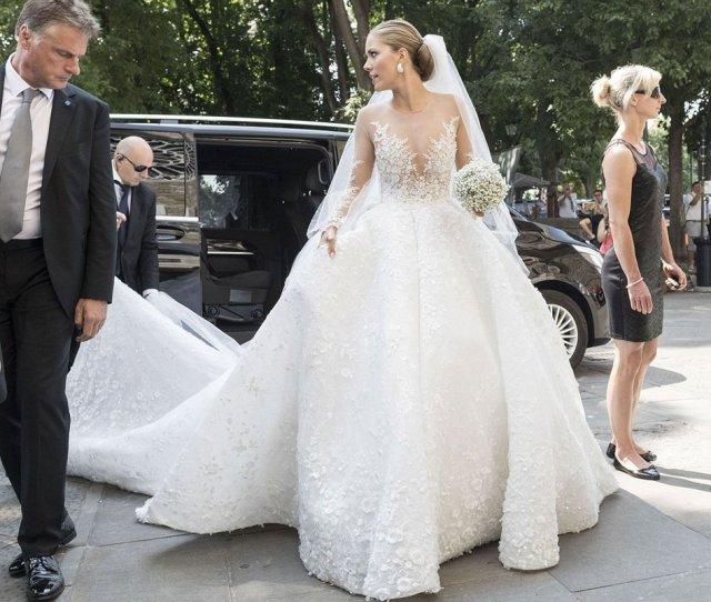 Wedding Porn Alert Wait Until You Hear How Much Victoria Swarovski S Dress Cost