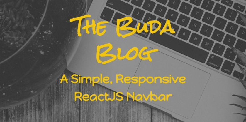 A simple, responsive #Navbar using #ReactJS:  #Coding
