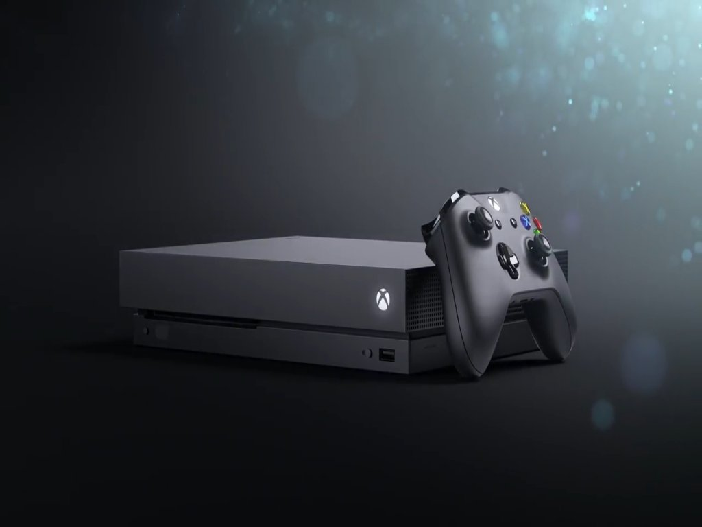 E3 2017: Xbox One X Announced, World Premiere Trailer