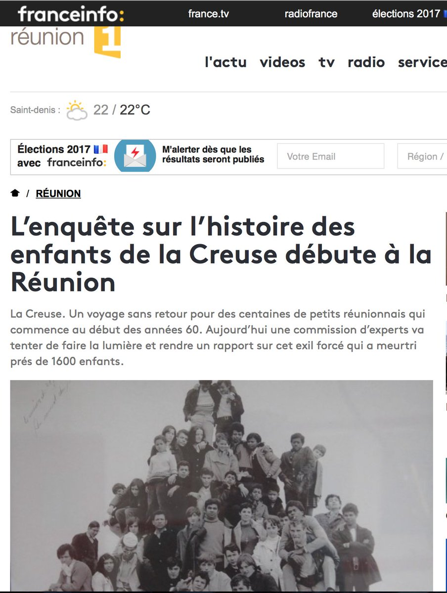 La Deportation Des Reunionnais De La Creuse : deportation, reunionnais, creuse, Décodeurs, Twitter:, Fausse, Histoire, Bébés, échangés, Infirmière, Maternités, Françaises, Https://t.co/VjHZSedkp5, #FakeNews…, Https://t.co/6QTiS6Ynon