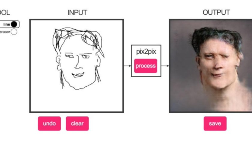 Nightmare hellface generator is cutting-edge machine learning: