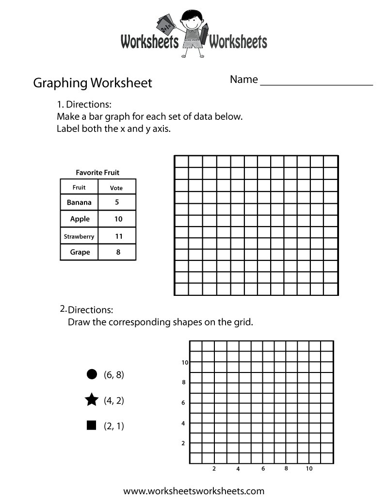 worksheet. Four Quadrant Graphing Characters Worksheets