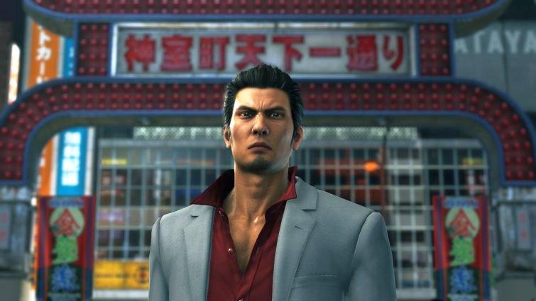 E3 2017: Yakuza Kiwami Trailer