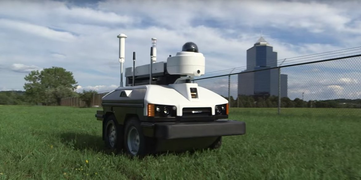 Marijuana Farmers Using Tireless #Robots to Guard Their Cash Crops  #AI #Robotics #IoT #robot