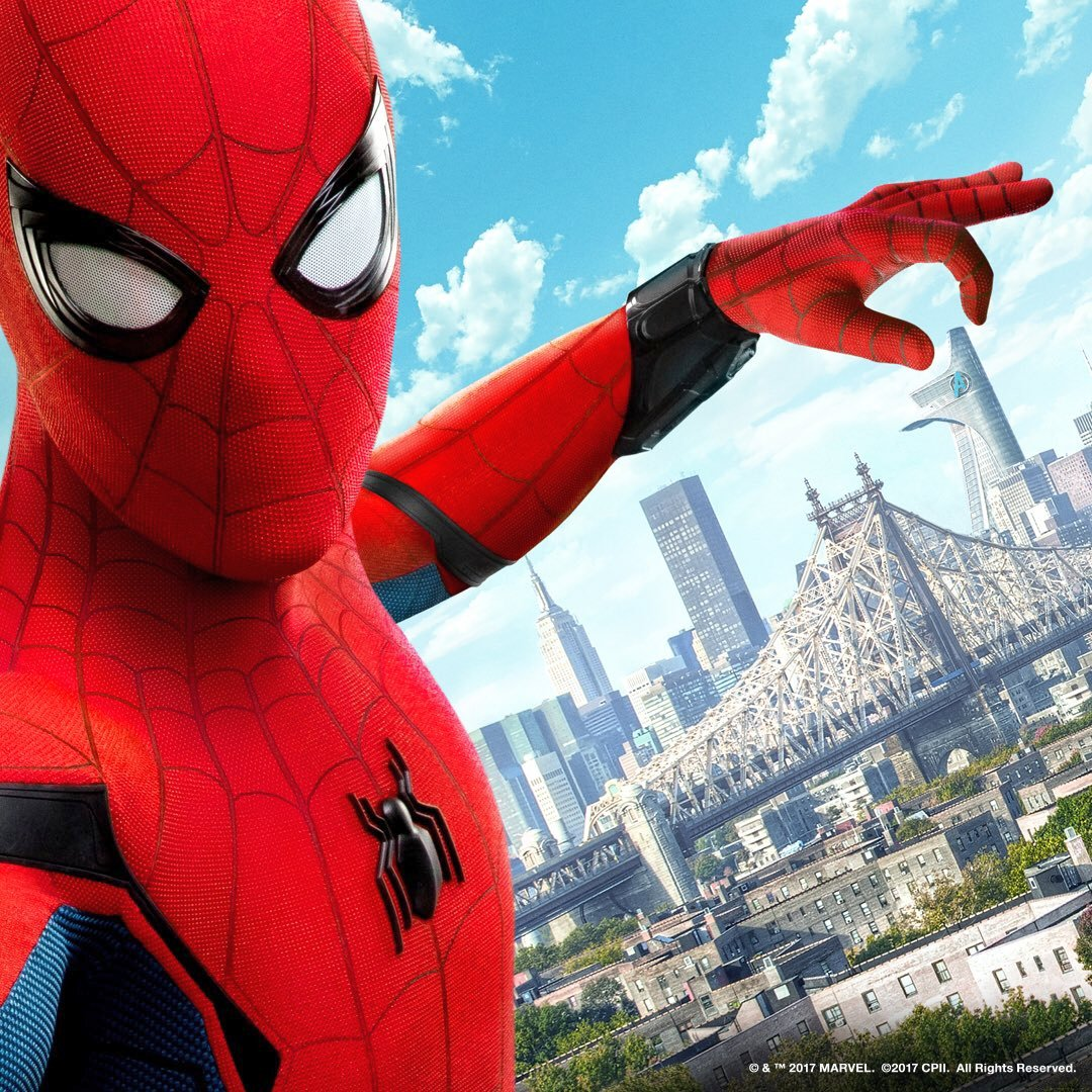 Spider-Man: Homecoming Promotional Photos