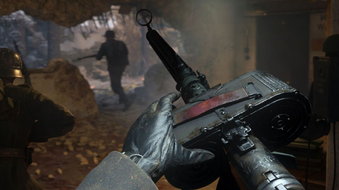 E3 2017: Call of Duty WWII Multiplayer Reveal Trailer 6