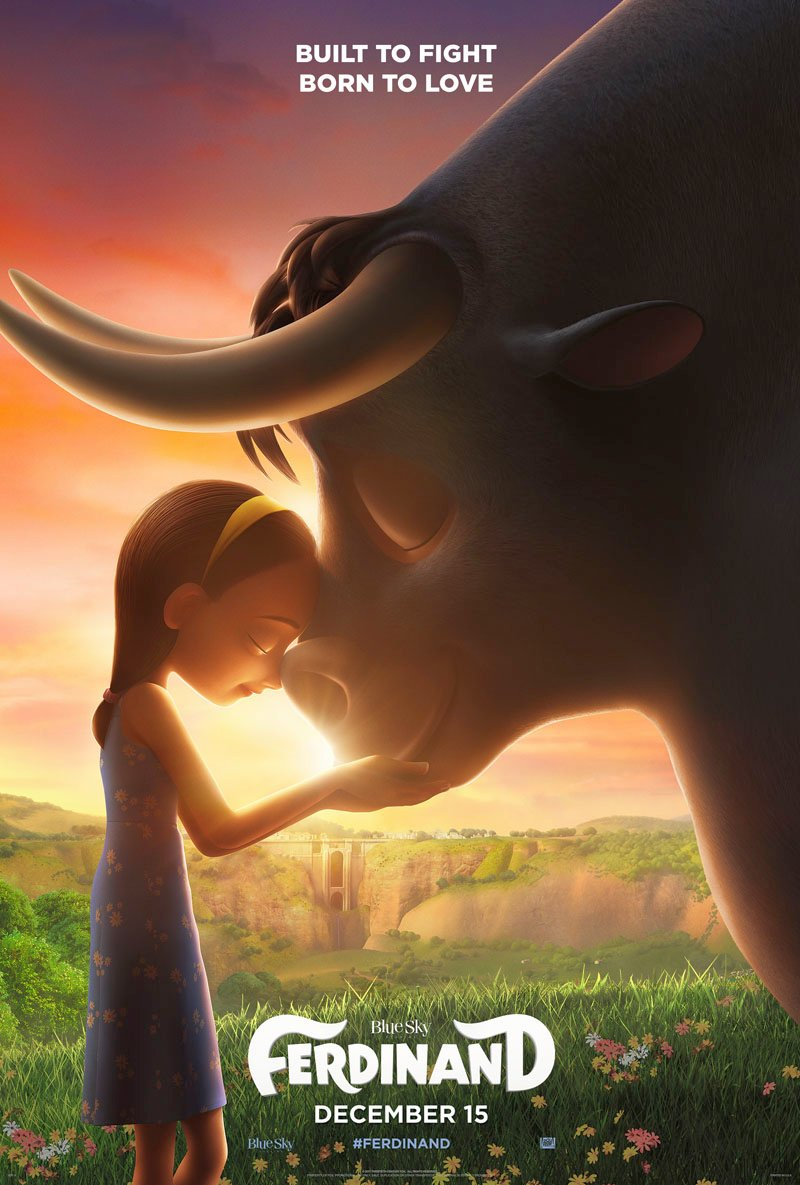 New Ferdinand Trailer And Poster Revealed