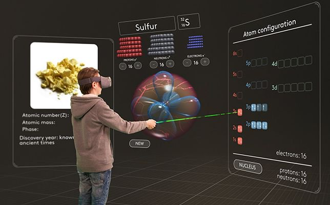 MEL Science Launches Virtual Reality Chemistry Lessons  #VR #EdTech #chemistry