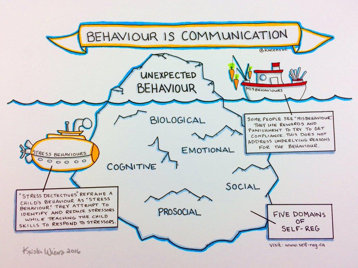 Kristin Wiens On Twitter Behaviour Is Communication