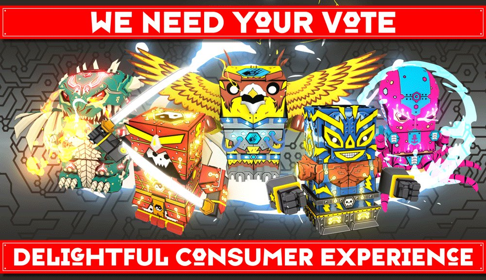 Vote and retweet for SwapBots to win an award from @AIA_NL!  #AR