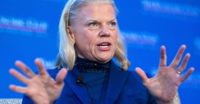 Great interview w #IBM CEO Ginni Rometty Touching on #Iot #blockchain #AI