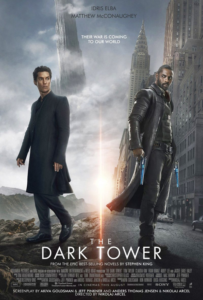 The Dark Tower International Posters Revealed