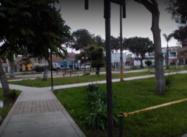 Parque La Libertad - Huaral