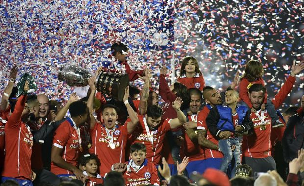 Image result for chile copa america 2015 twitter