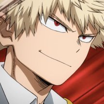 "Anime Icons Twitter ""katsuki Bakugou Boku Hero"