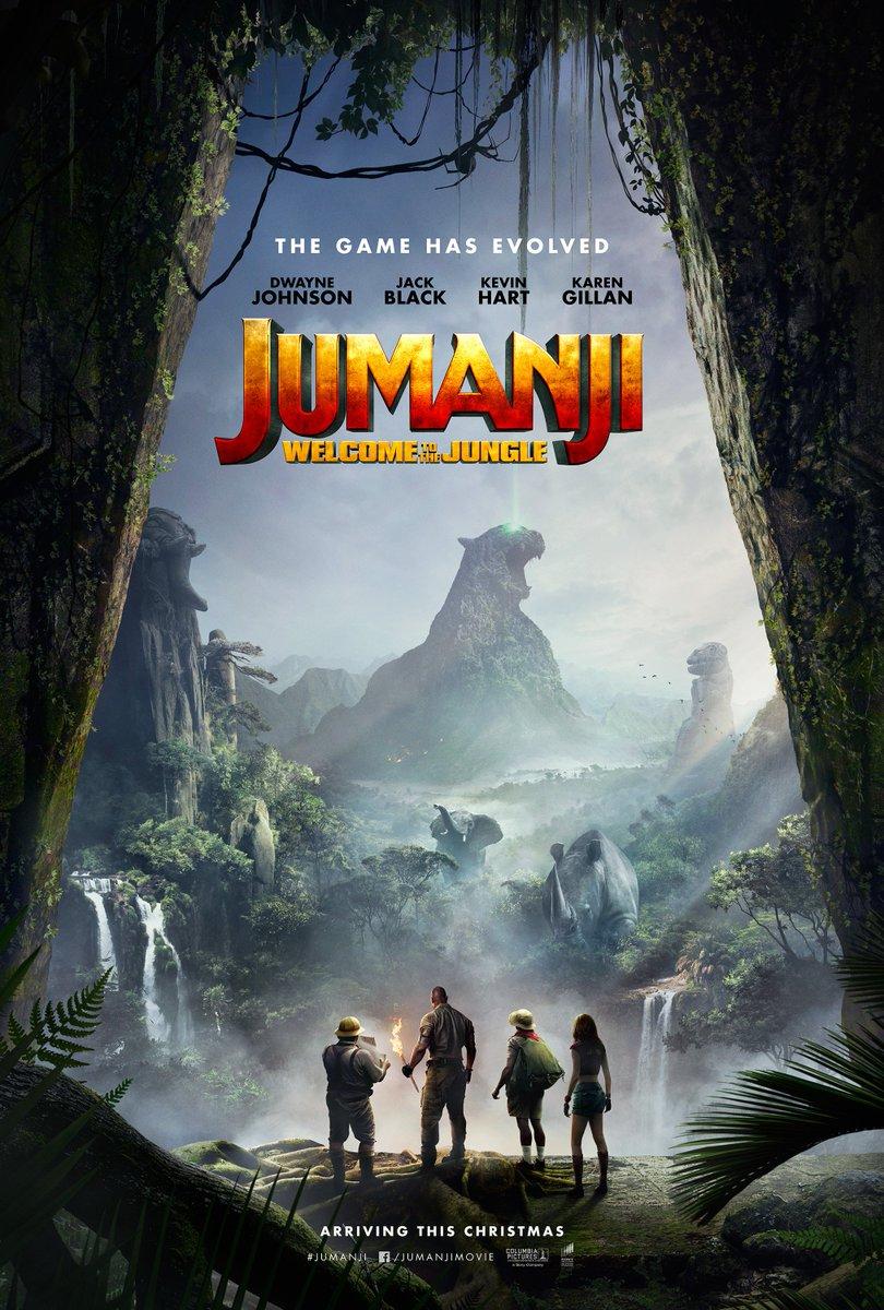 Jumanji Welcome to the Jungle recensie