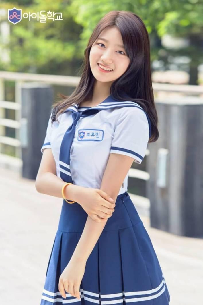 Image result for jo yubin idol school site:twitter.com