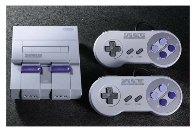 Nintendo Is Bringing Back the Super NES Classic Edition