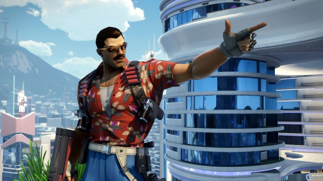 Agents of Mayhem 'Magnum Sized Action' Trailer