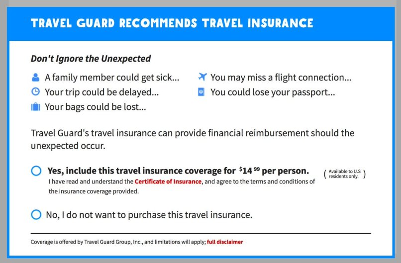 Spirit Airlines Travel Guard Insurance Policy