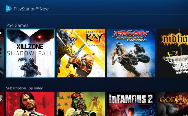 Playstation Now Adds Ps4 Games To The Subscription Service