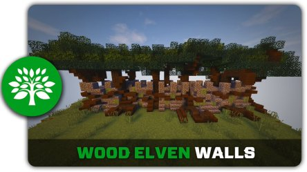 Minecraft Elven Builds 5