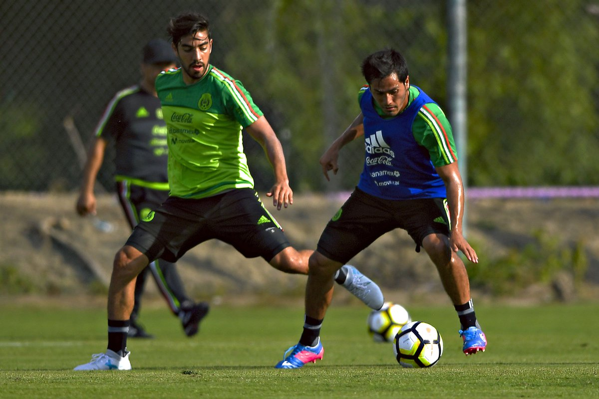 Hedgardo Marín anotó el gol 150 de México en Copas Oro