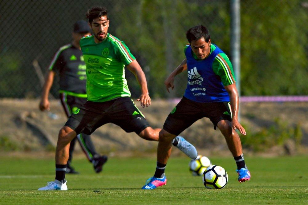 México en la Copa Oro 2017