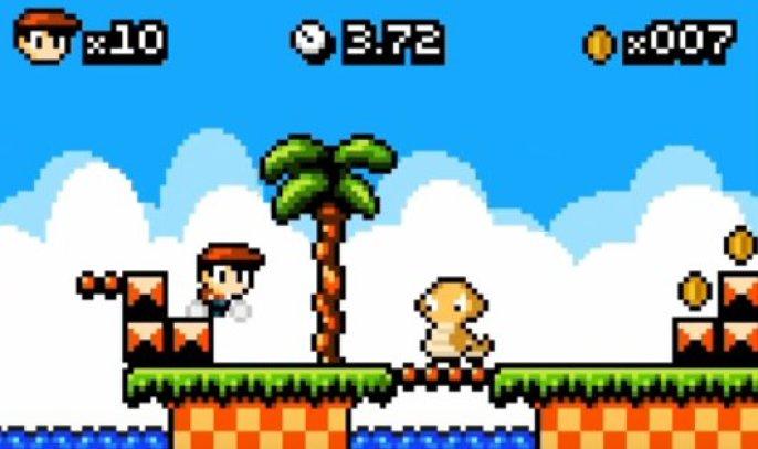 Resultado de imagen de Kid Tripp 3DS