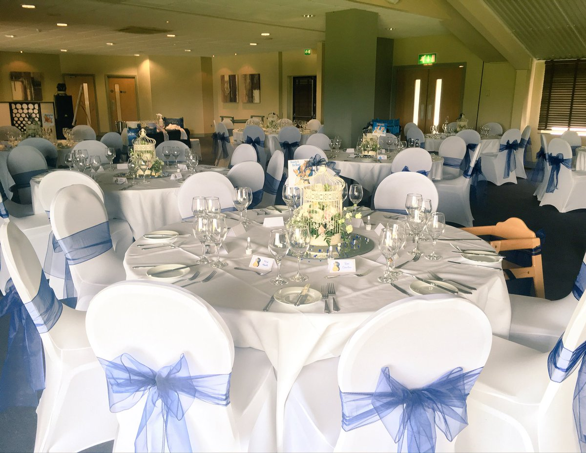 chair cover hire rugeley massage prices chaircoverhire hashtag on twitter white lycra covers with navy organza sashes provided for a wedding at the weekend colchester essexpic com cjbqbyd4v2
