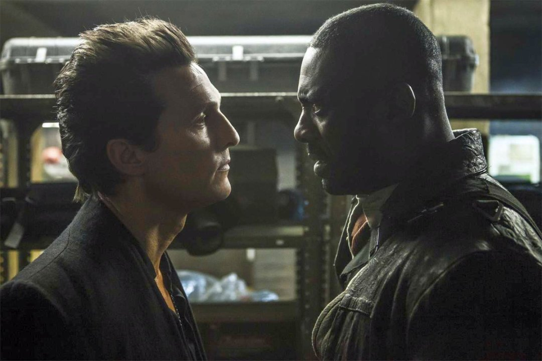 New The Dark Tower International Trailer Unleashed