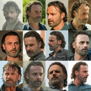 El camino de The walking dead sin Rick Grimes