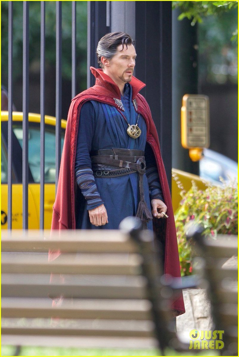 Avengers: Infinity War Set Photos Featuring Paul Rudd, Benedict Cumberbatch & More 10
