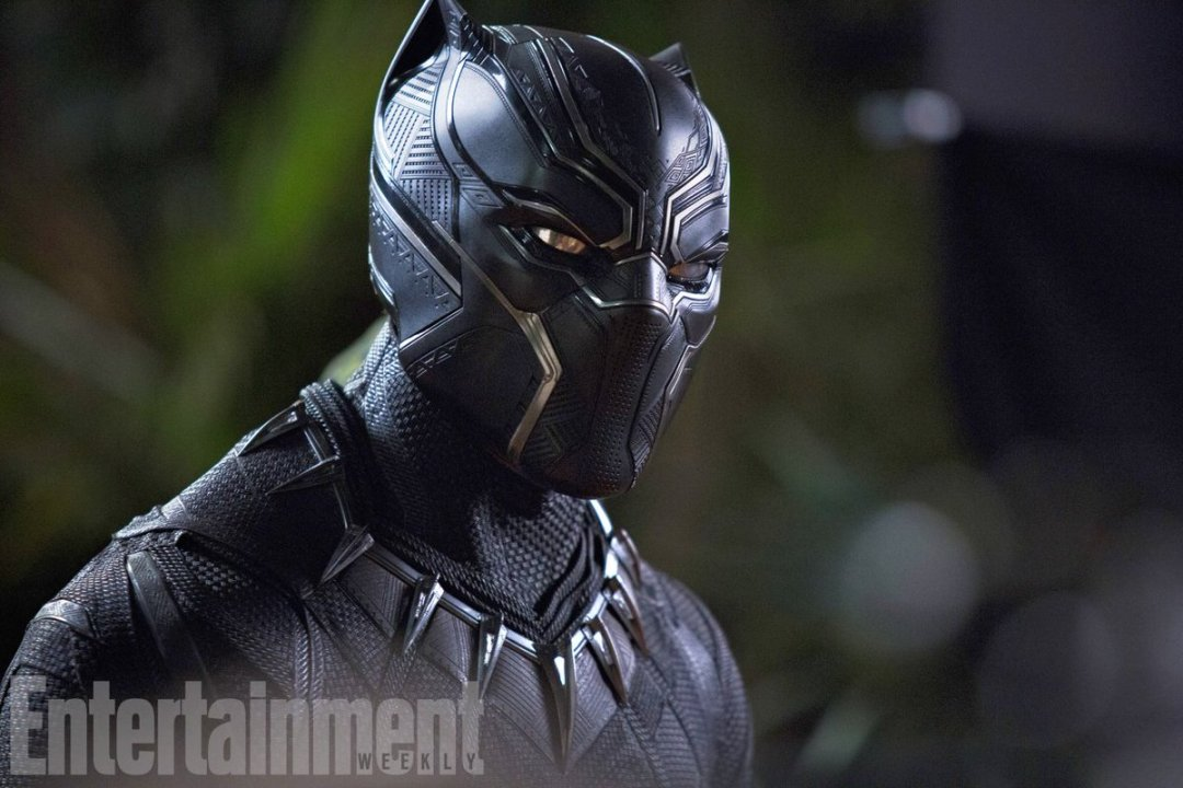 The First Black Panther Photos Have Arrived